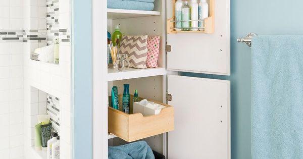 12 inspiring small bathroom hamper ideas ideas picture for Small bathroom hamper