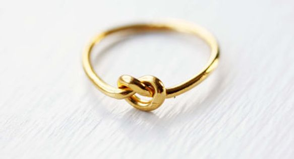 knot ring - uncovet