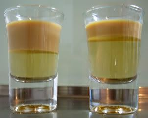 This Is A Good After Dinner Shot Vs Having Dessert On The Other Hand You Can Have This As A Cocktail As Well J Liquor Shots Alcohol Drink Recipes Shot Drinks