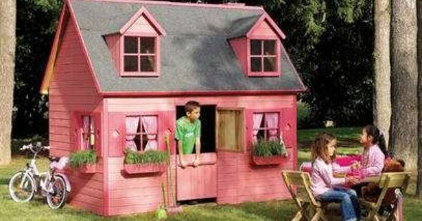 kinderspielhaus heidi kinderhaus gartenhaus gartenh user. Black Bedroom Furniture Sets. Home Design Ideas