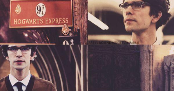 ... Dreamcast: Ben Whishaw as James Sirius Potter ... James Sirius Potter