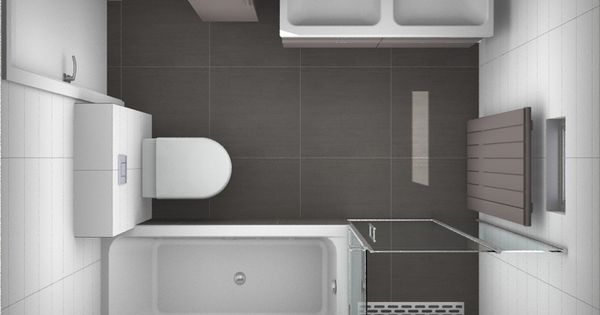 Badkamerontwerp van zeer complete badkamer 3d badkamer ontwerpen pinterest - Badkamer kamer model ...