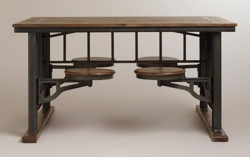Galvin Cafeteria Dining Table.