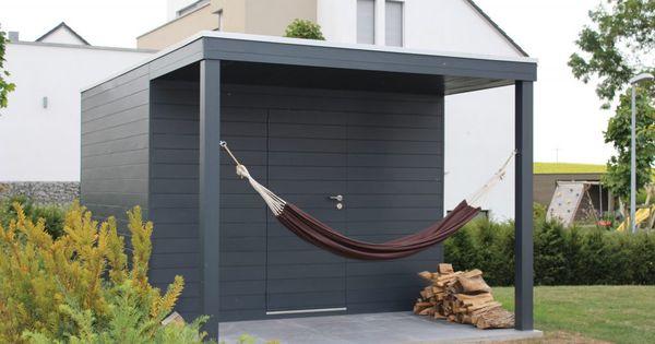 Moderne Gartenhäuser, Gelungene Architektur Auf Kleinem Raum - Ob