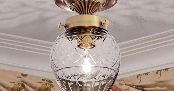Deckenleuchte Enna O 15 Cm Plafonnier Luminaire Lumiere