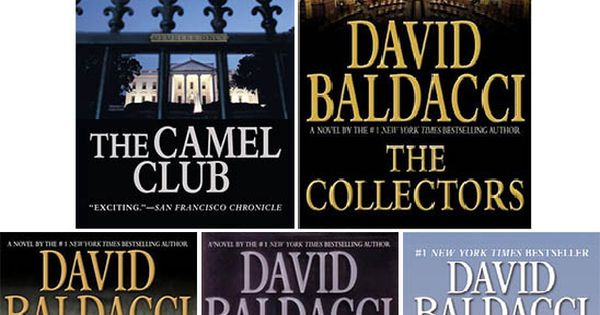 David baldacci book after the collectors guild