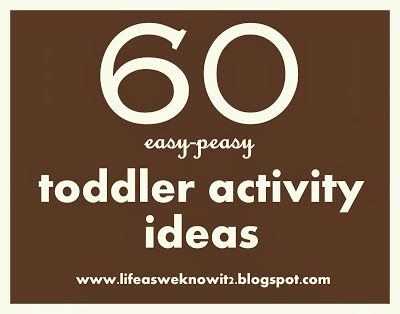 Toddler play