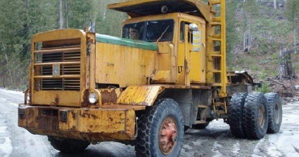 Hayes hdx of canada hayes trucks pinterest semi trailer for Hayes motor company trucks