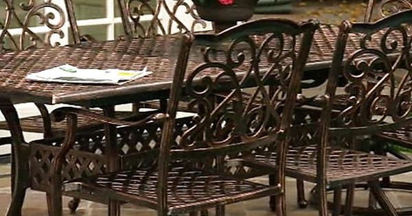Pin By Ohsosplendid On Holualoha Home Patio Dining Set Teak Outdoor Outdoor Furniture Sets