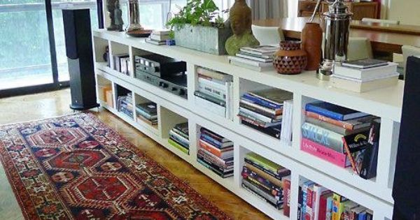 ikea brilant deux biblioth que lack pour faire un meuble de salon ch vous n aurez qu. Black Bedroom Furniture Sets. Home Design Ideas
