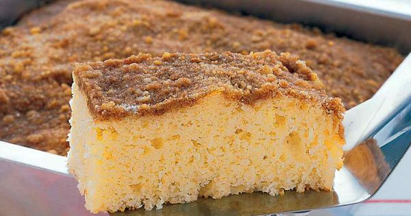 Cinnamon Coffee Cake | Recipe | Dried fruit, The o'jays ...