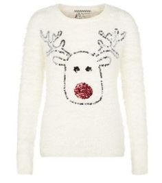 New look womens christmas jumpers