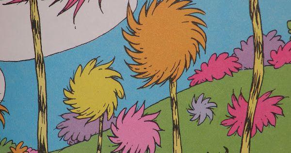 Truffula Trees Colour Scheme Kid S Stuff Pinterest