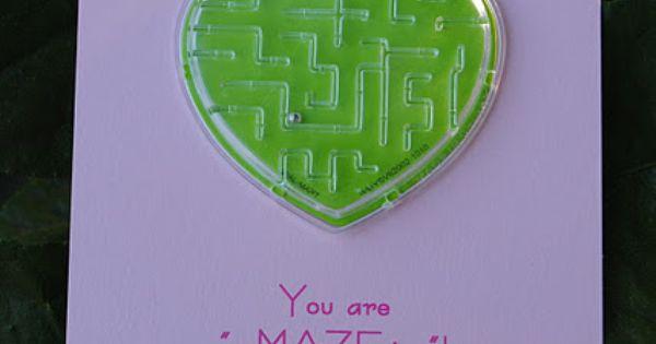 Class valentine idea, Cute idea!!!! ;)