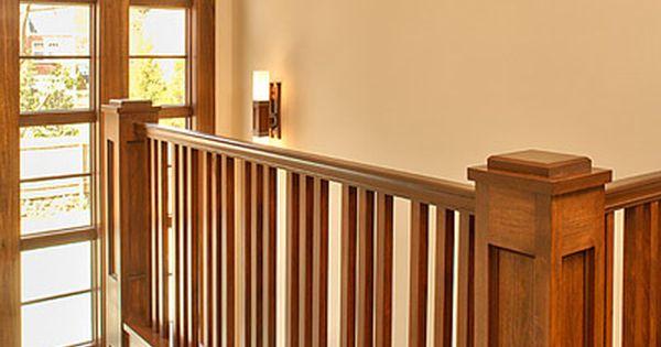 Prairie craftsman rail details jones pierce architects for Craftsman picture rail