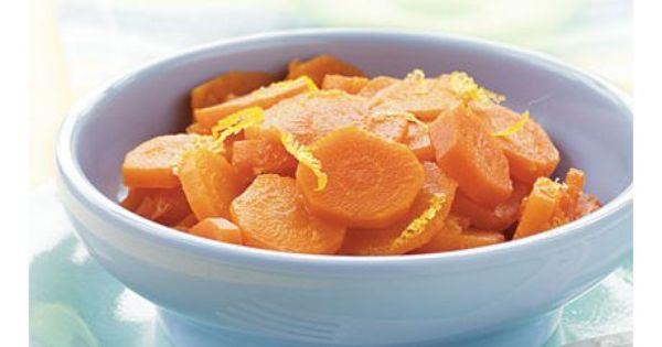 Honey glazed carrots, Honey and Health on Pinterest