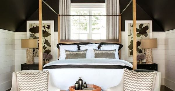 Cashiers Cool Atlanta Home Magazine Bedrooms