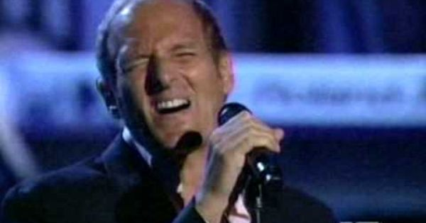 Michael Bolton Live Bridge Over Troubled Water Aretha Franklin