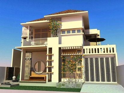 Gambar Rumah Minimalis Part 10 Desain Rumah Kontemporer Desain Rumah Eksterior Dekorasi Minimalis