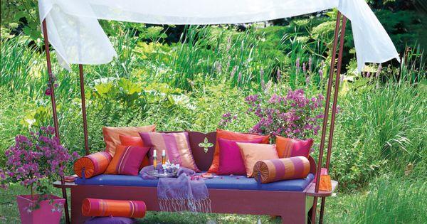 Orientalische sitzecke im garten m bel vorschl ge for Gartengestaltung orientalisch