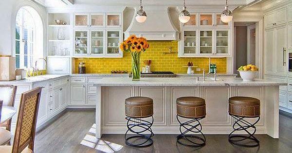 Ideas deco diversas opciones de subway tile para decorar - La cocina en casa ...