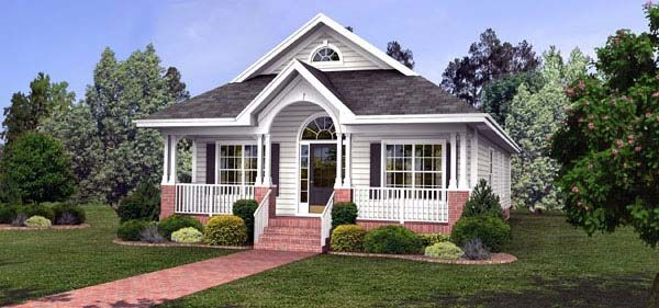 One Story Style House Plan 92459 With 3 Bed 2 Bath 2 Car Garage Cottage Style House Plans Country Cottage House Plans Cottage House Plans