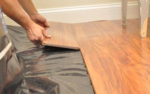How To Install A Floating Laminate Floor Step By Step