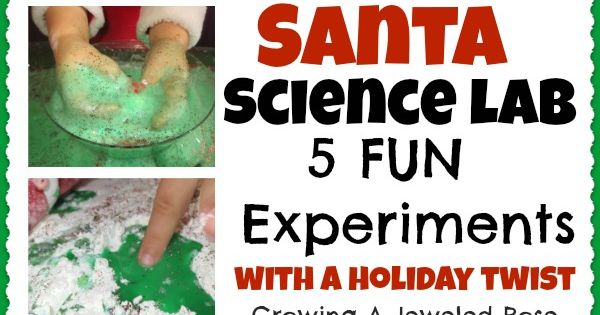 Christmas Science Activities for Kids.. @Alexandra Hodge check these ideas out for