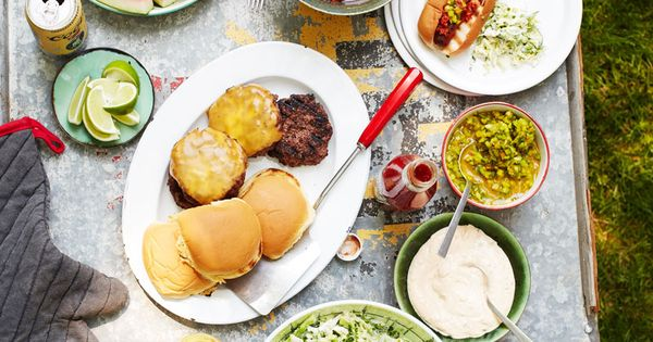 Now THAT's a cookout, eh? | Taste of Summer | Pinterest | August ...