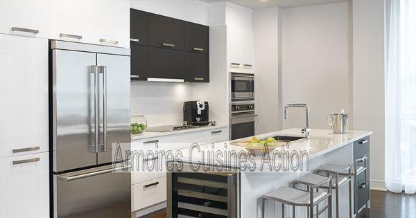 Wow une cuisine en wenge mat et le lustr du for Armoire de cuisine thermoplastique prix