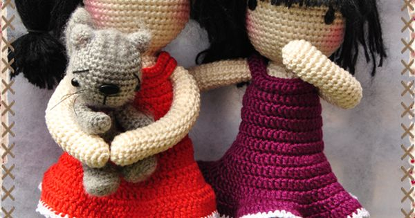 ... Crochet Mes Amigurumi (FairyGurumi) Pinterest Patterns, Crochet
