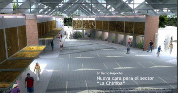 Arquitectura Arte Y Patrimonio Proyecto Mercado De Abastos Tirso De Molina Arquitectura Proyectos Mercado