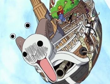 One Piece Funny Tv Tropes One Piece Funny One Piece Images One Piece Manga