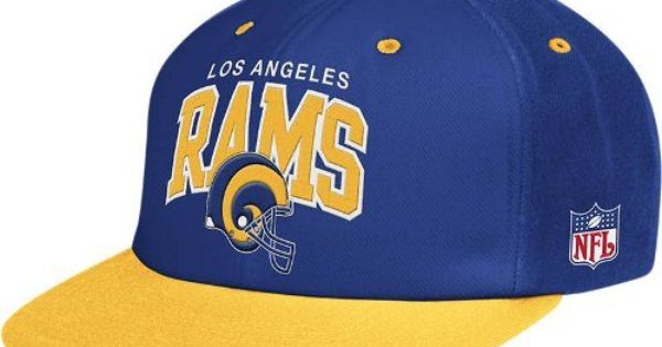 Amazon Com Los Angeles Rams Mitchell Ness Arched Logo Retro Vintage Snap Back Hat Sports Fan Baseball Caps Sp Retro Logos Mitchell Ness Retro Vintage