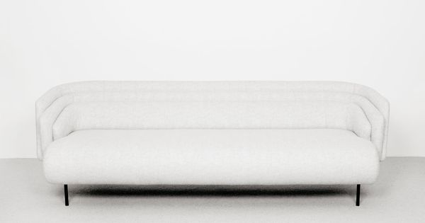 Hug canap christophe delcourt mobilier pinterest for Recherche canape