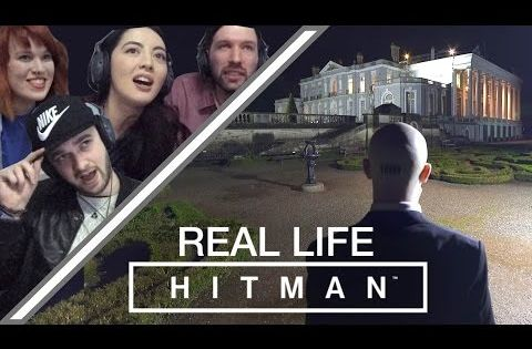 Real Life Hitman Youtube Real Life Video Video Games Funny Gamer S Guide
