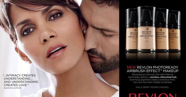 Halle Berry wears Revlon makeup in Caramel color.   Makeup for Mac ...