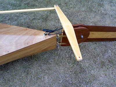Designing and Building a Sailing Canoe: Rudder and ...