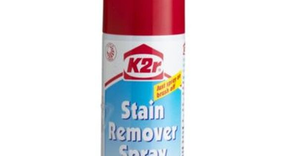 K2r Dry Clean Stain Remover Spray 100ml Stain Remover Spray Stain Remover Stain