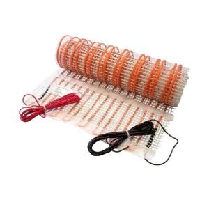Idealheat 7 Ft 5 In X 20 In 110 Volt Radiant Floor Heating Mat Rsg 20 75 110m At The Home Depot Radiant Floor Heating Radiant Floor Underfloor Heating Mats