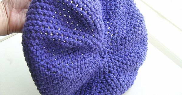 Free Crochet Beanie Hat Pattern 30 Slouchy Beanie Beret