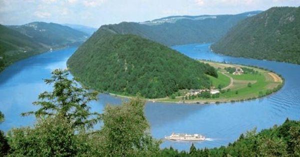 The Danube Bike Trail Is One Of The Most Popular Bike Trails In