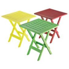 Gracious Living Folding Adirondack Side Table Features A Durable All Weather Contemporary Slat Design Canadian Tire Fire Table Canadian Tire Patio Table