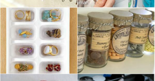 Bathroom Organization Projects (that you can do for less than $10!) -