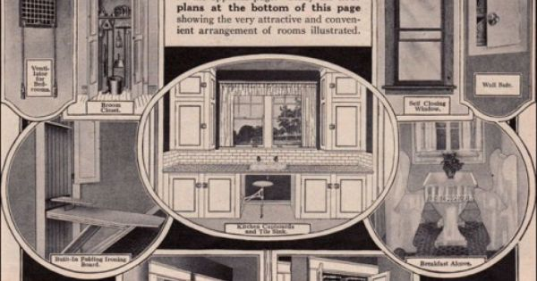 The amsterdam by sears modern homes 1923 dutch colonial for Dutch revival house plans