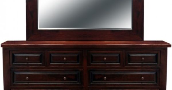 Home Trends And Design Colonial Plantation Dresser Mirror Gallery Furniture Houston Tx