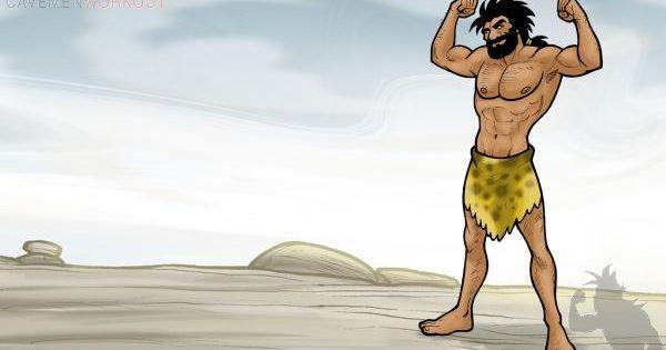 Caveman Yoga : Physical characteristics of a mesomorph cavemenworld