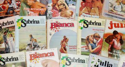 Sabrina Bianca E Julia Romance Cenas De Amor Tipos De Romance