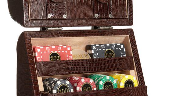 Cool Gift For That Gambling Man Or Woman Poker Set