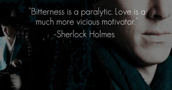 Love Sherlock BBC